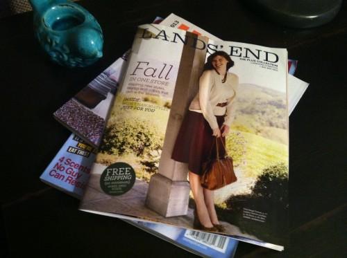 Lands' End & I