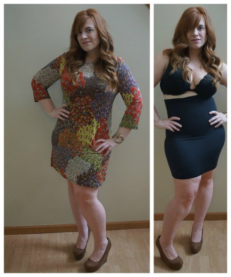 Spanx Collage