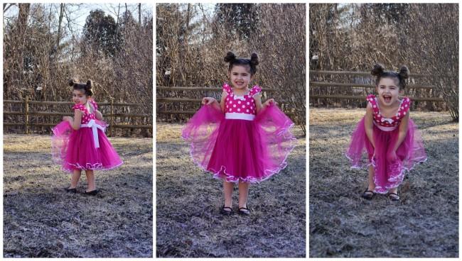 Minnie Collage