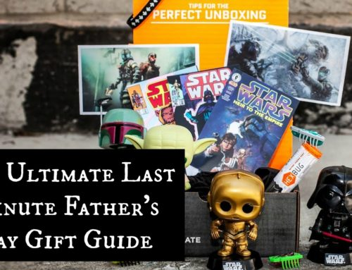 Oh Shit! The Last Minute Father's Day Gift Guide