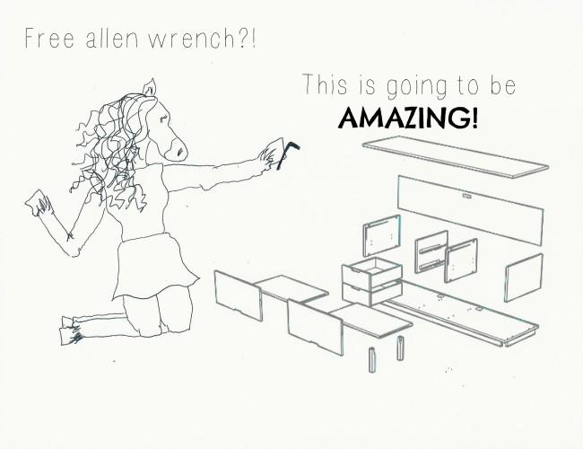 Ikea Assembly 2