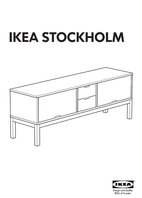 Ikea Instructions 1