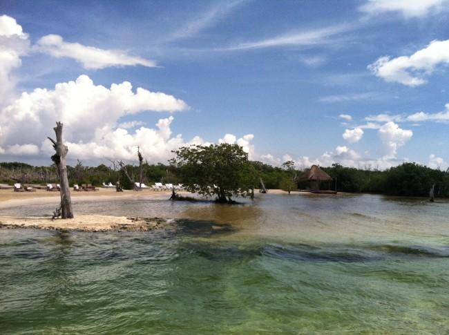 Tres Rios Beach