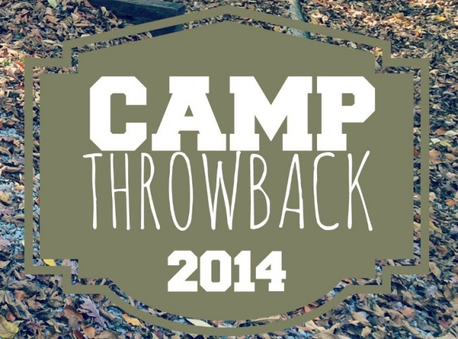 Camp Throwback Logo