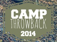 Camp Throwback Button