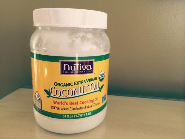 Coconut Oil Hair 1