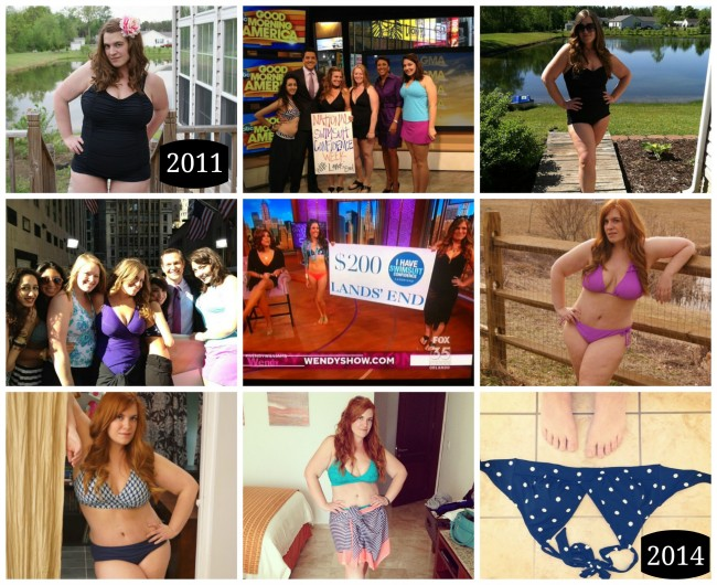 The Evolution of Swimsuit Confidence