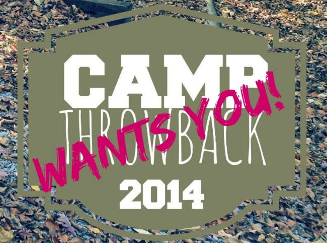 Camp Throwback Small Business LOVE Sponsorship