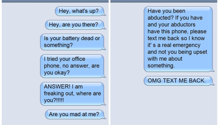 Clinger Text