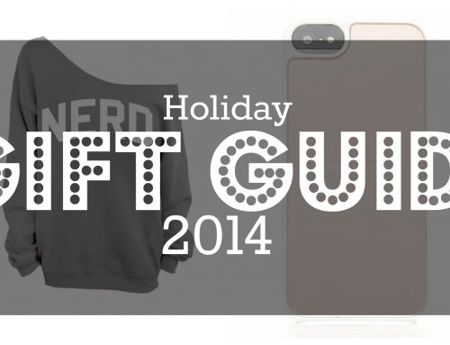 Brittany's Gift Guide 2014 & Merry, Merry Giveaway!