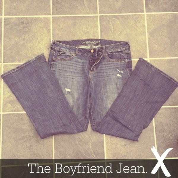 Boyfriend Jean