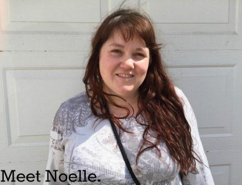 Curvy Girl Makeover: Noelle