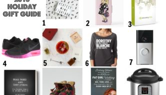 The 2016- WTF DO I BUY- Gift Guide