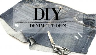 DIY: Denim Cut-Offs